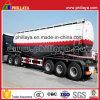 50La GAC Poudre pétrolier du réservoir de matériau semi-remorque de camion vraquier ciment