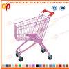Euroart-bunter Supermarkt scherzt Einkaufen-Laufkatze (ZHt273)