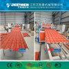 La tuile de toit en plastique PVC ASA Sjz80/156 extrudeuse à double vis de la machine