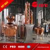 Destilador 500L cobre del alcohol con el reflujo en la columna y cesta Gin