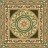 Patrón de diseño de la alfombra Suelo del azulejo 1200 * 1200mm