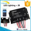 Регулятор Ls101240lpli Epever 10A-12V солнечный СИД Lighting+IP68+Mobile APP