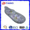 Sandalo esterno freddo trasparente dei bambini del PVC del ADN (TNK35810)