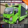 Kleines mobiles im Freien mobiles bekanntmachendes Fahrzeug des LED-LKW-LED