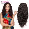 Entrega rápida recta del pelo humano del frente del cordón de la peluca