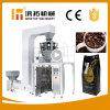 Полноавтоматическая вертикальная машина упаковки еды для засопетой еды