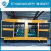 Звукоизоляционный тепловозный генератор 590kw/737kVA приведенный в действие Чумминс Енгине