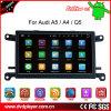 Audi Q5/A5/A4の防眩(任意選択)アンドロイド7.1のためのHualingan Carplay車GPSの運行車のDVDプレイヤー