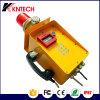 Industrielle allgemeines Telefon-Metallkarosserie des Telefon-Knzd-46 mit SUS Tastaturblock