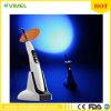 1400MW DEL dentaire sans fil sans fil corrigeant la lumière de fibre optique légère