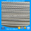 alambre de acero de la PC espiral de las costillas de 4.8m m para las vigas de la grúa