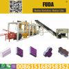 système hydraulique automatique Qt4-20c caler la machine pour la vente au Ghana