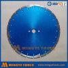 Lámina circular del disco del corte del diamante del asfalto