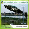 Luz Solar LED Jardín al aire libre Cantilever Parasol Umbrella