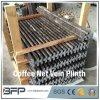 Plinth 프레임을%s 중국 대리석 커피 그물 정맥 대리석
