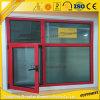 単一のガラスWindowsおよびドアのための60seriesさまざまなアルミニウムプロフィール