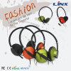 Écouteur de câble unique de bonne des prix de prise casque caisse à télécommande d'écouteur
