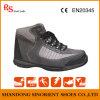 Стильные мягкие единственные ботинки безопасности для женщин Sns709
