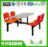 Mobilier de restaurant 4 Sièges Table à manger et chaises