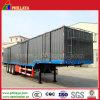 3개의 BPW 차축은 Goods Dry 밴 Truck을 보호한다