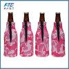 Vente en gros portative de refroidisseur de bouteille de vin du néoprène d'OEM