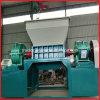 Le doppie aste cilindriche hanno usato il pneumatico/trinciatrice di gomma residua
