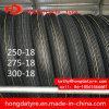 Schlauchloser Motorrad-Reifen-/Motorrad-Gummireifen-Vorderseite-Reifen 250-18 275-18 300-18