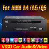 Reproductor de DVD del coche con la navegación del GPS para Audi A4 A5 Q5