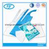 Tablier en plastique remplaçable médical et de ménage d'utilisation de PE