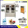 Máquina de etiquetas de alta velocidade da luva do Shrink das cabeças PVC/Pet do dobro