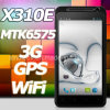X310E MTK6575 intelligentes Telefon des Android-4.0 3G GPS WiFi