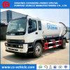 Isuzu 4X2 8000L Vakuumabwasser-Absaugung-LKW