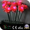 人工花のローズ結婚の装飾的なライト