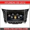 Reproductor de DVD especial de Car para Hyundai I30 2012 con el GPS, Bluetooth. con el Internet de Dual Core 1080P V-20 Disc WiFi 3G del chipset A8 (CY-C156)