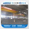 fabricante de la estructura de acero de la grúa de arriba 10ton
