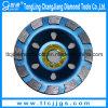 Горячий отжатый спеченный абразивный диск чашки диаманта
