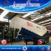 De hoogste Rangschikkende Bulk Semi Aanhangwagen van de Tank van het Cement met de Compressor en de Dieselmotor van de Lucht