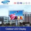 P6 uso al aire libre del panel de la pantalla de visualización de LED del alto brillo 1r1g1b para el camino que hace publicidad de demostraciones de la barra