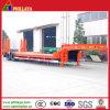 2 Bett-halb Schlussteil der Wellen-30 niedriger der Tonnen-Cimc für Transport-Hochleistungsladung