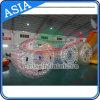 Transparent gonflable Roller Ball de l'eau, gonflable flottant Roller Ball Eau, Parc d'attractions Aqua Jouets Inflate Rouleau ballon gonflable eau Rolling Ball
