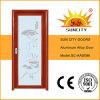 O perfil de alumínio o mais barato de India para a porta (SC-AAD096)