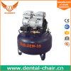 Compressor de ar sem óleo / compressor de ar dental / bomba de compressor de ar silencioso