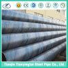 Tubulação grande da espiral do diâmetro da fonte da fábrica