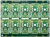 PWB rígido del espesor de la tarjeta de 2.4m m con de múltiples capas