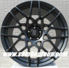 F21206 Replica Rims Matt Black Car Alloy Wheel per Ford