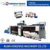 Plastikcup Thermoforming Maschine für pp., PS, Haustier, Kurbelgehäuse-Belüftung, Winkel des Leistungshebels
