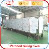 De Installatie van de Machine van de Productie van de Korrel van de Hondevoer van het Huisdier van Ce van de schroef