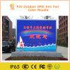 Panneau extérieur bon marché polychrome d'affichage à LED de P10 SMD (P10)