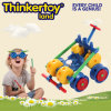 Kidsのための涼しいCar Model Education Toy