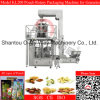 Granules를 위한 Premade Bag 다중 Head Weigher Packaging Machine